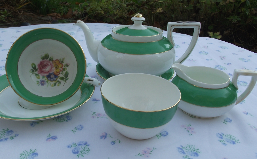 Radford Tea For One Tea Set