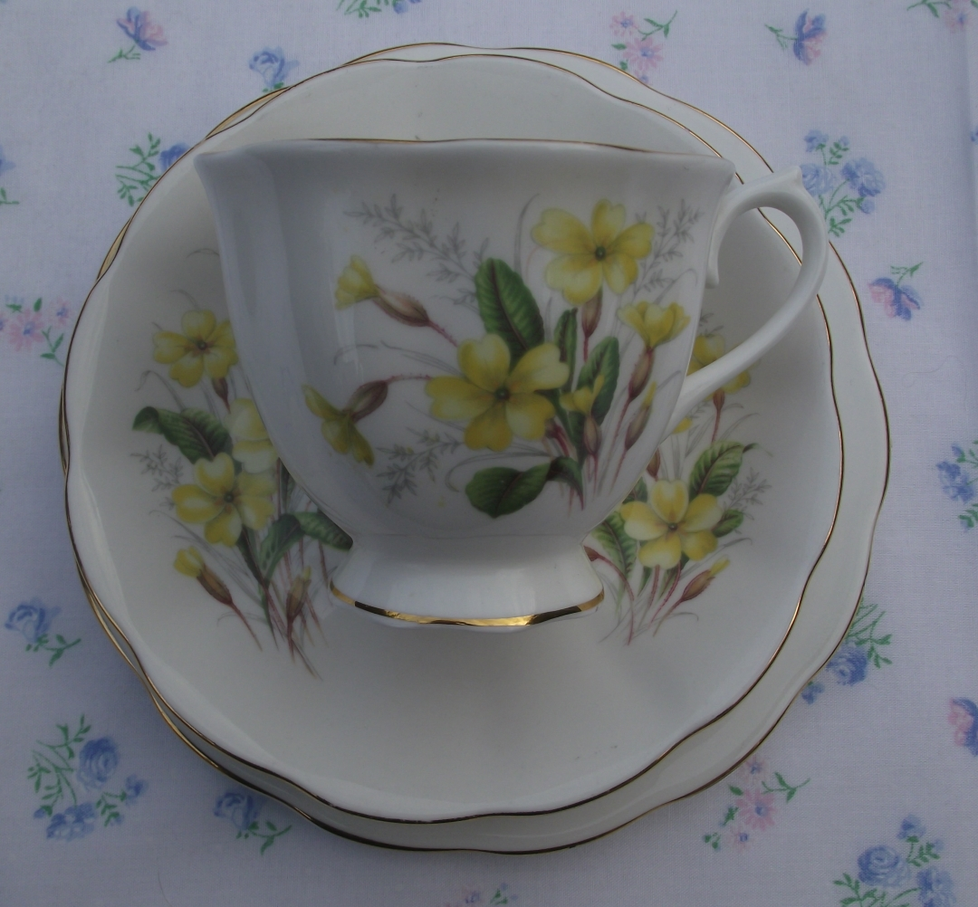 Royal Albert Friendship Primrose