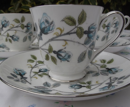 Tuscan Twilight Demitasse Set