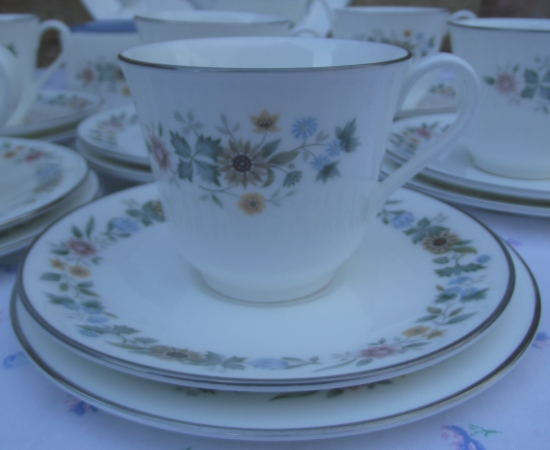 Royal Doulton Pastorale Tea Set