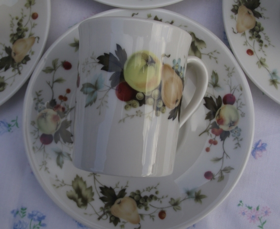 Royal Doulton Miramont Espresso Set
