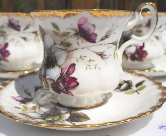 Royal Imperial Demitasse Set