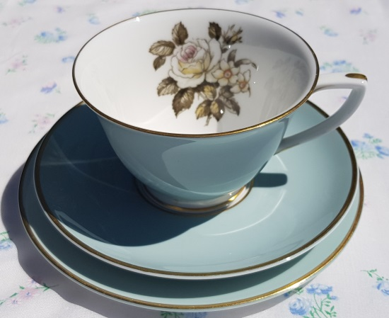 Royal Worcester Melissa Trio