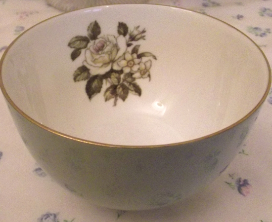 Royal Worcester Melissa Sugar Bowl