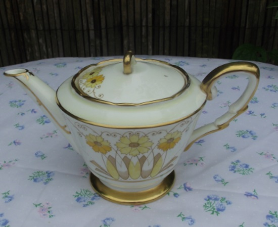 Royal Stafford Art Deco Teapot